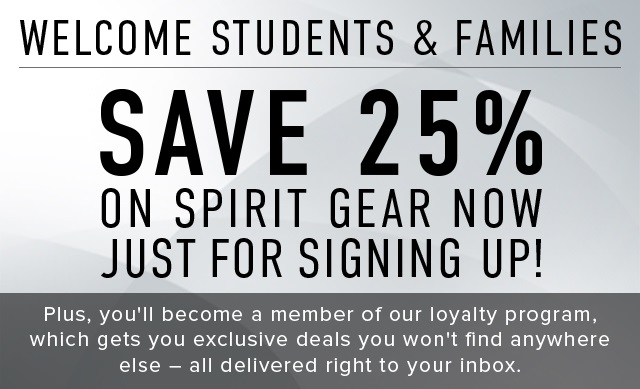 WELCOME STUDENTS & PARENTS TO YOUR OFFICIAL COLLEGE BOOKSTORE